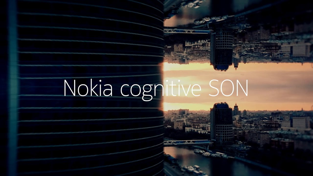Introducing Cognitive SON from Nokia