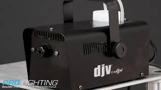 DJ POWER Nebelmaschine F-650