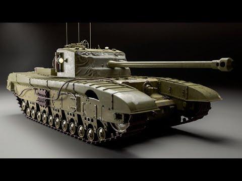 A43 Black Prince   Набор победы в War Thunder!