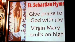 Hymn to Saint Sebastian