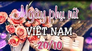 [THANHMAIHSK] Chúc mừng ngày phụ nữ Việt Nam 20/10 - Ưu đãi cực hấp dẫn