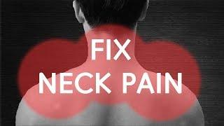 NeckPain Massage Habit / 목어깨 통…