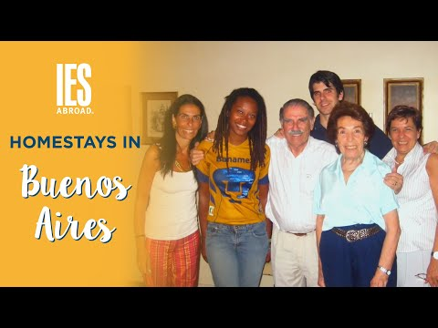 BUENOS AIRES | Study Abroad | Homestays in Argentina