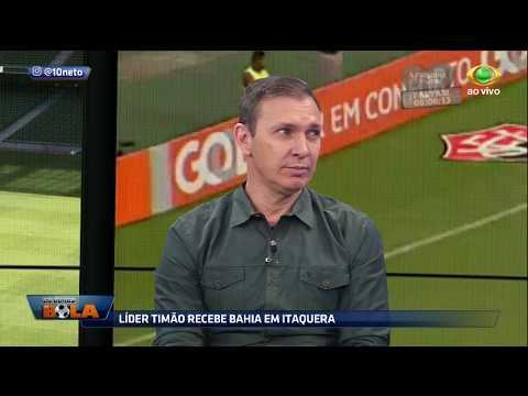Velloso: Jogo é Importante Para O Corinthians