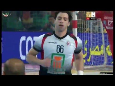 The Golden Boy - Ahmed Elahmar - 22nd African Men's Handball Championship best goals