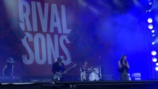 Rival Sons - Hollow Bones Part II - Live@Sweden Rock Festival 2017