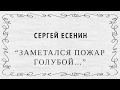 ЗАМЕТАЛСЯ ПОЖАР ГОЛУБОЙ ГИТАРА И ВОКАЛ mp3