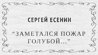 ЗАМЕТАЛСЯ ПОЖАР ГОЛУБОЙ / ГИТАРА И ВОКАЛ
