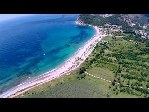 Montenegro Buljarica -Air Video