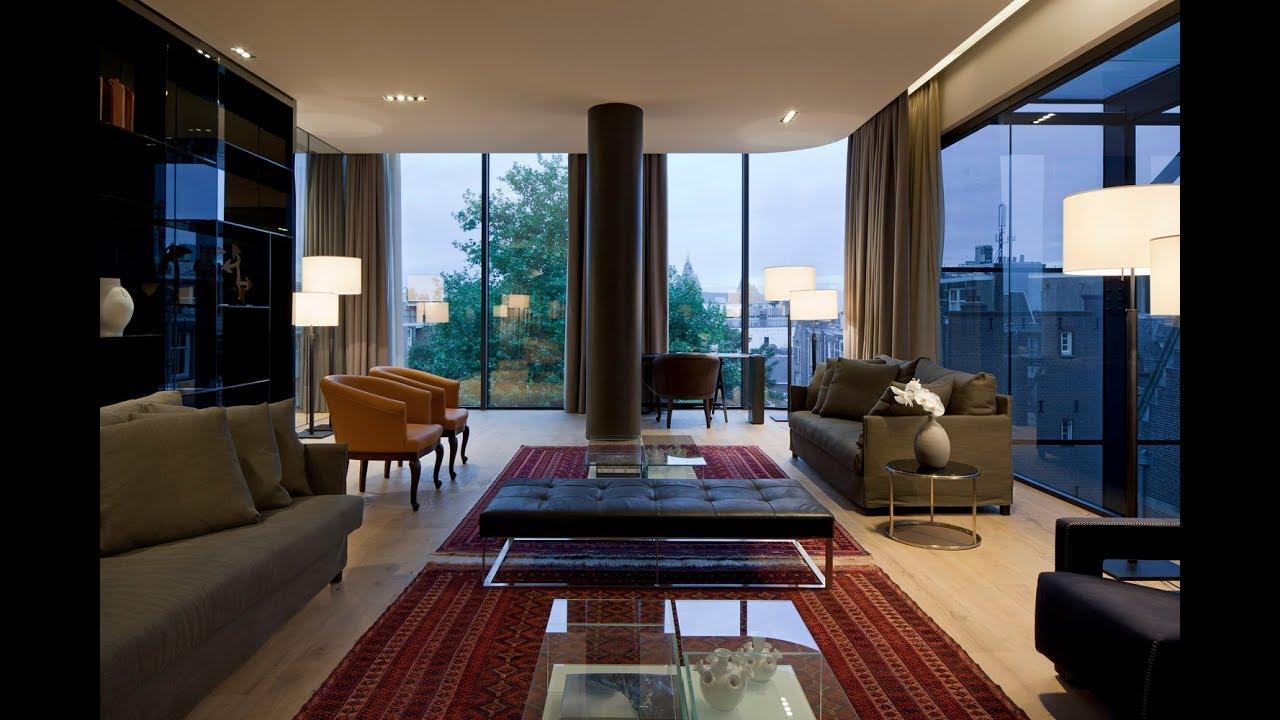 Penthouse suite amsterdam conservatorium hotel conservatorium