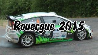 Vid�o Rallye du Rouergue 2015 par CentreOuestRallye (2031 vues)