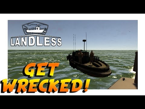 Landless: GUNBOAT ATTACK and New Base - S01E08