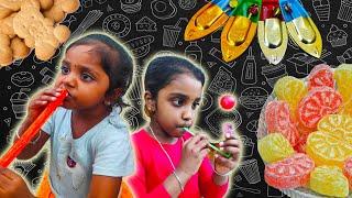 90s kidsகளின் நினைவுகளை மீட்டெடுக்கும் மிட்டாய் கடை தம்பதியர் | MSF