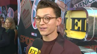 Tom Holland Dishes on Which Marvel Bromance of  Spider-Man's Has Been His Favorite (Exclusive)