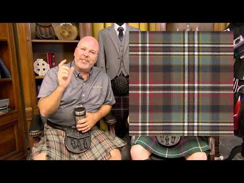 What Does Muted Tartan Mean? What Is A Weathered Tartan?