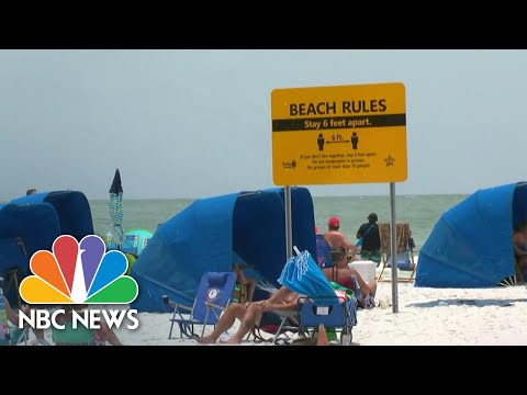 Florida Breaks Coronavirus