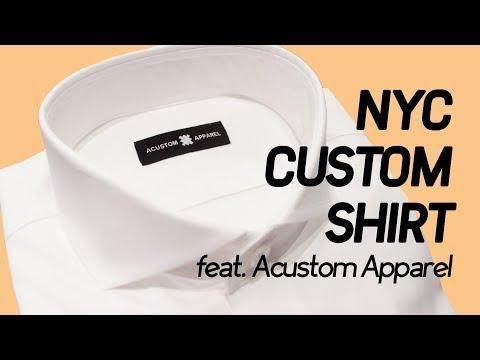 My NYC Custom Shirt (feat. Acustom Apparel)   OFF - TOPIC