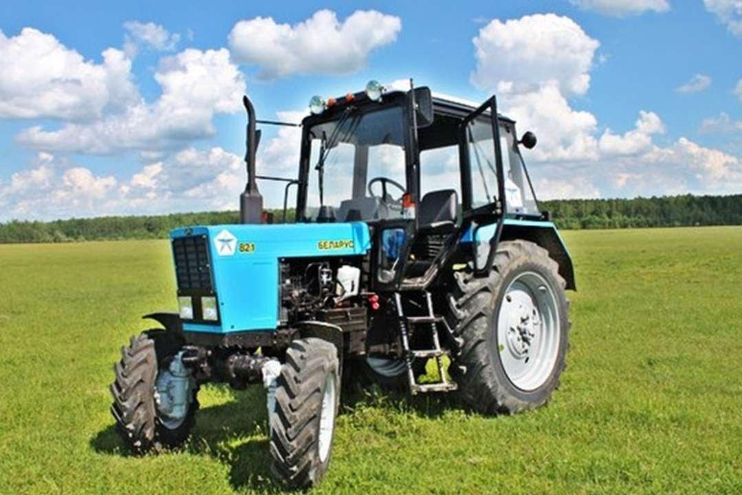 концепт кар трактора беларус