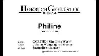 Philine [J. W. von Goethe]