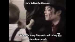 [Vietsub - Lyrics] We Are The World - Michael Jackson solo version
