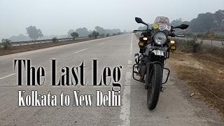 The Last Leg : Kolkata to New Delhi