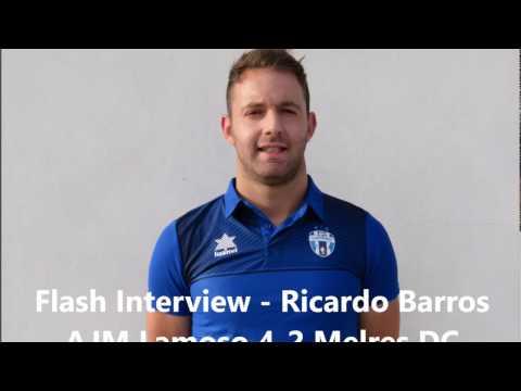 Flash Interview - Ricardo Barros