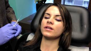Less Pain, Less Bruise, Natural Looking Lip Injection Using Restylane