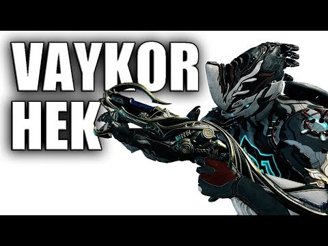 Why Would You Use #147: Vaykor Hek Revisited