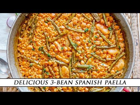 Flavor-Packed Spanish Paella | Vegan + Gluten Free Recipe