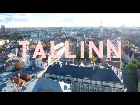Trip to Tallinn, Estonia | Old Town of Tallinn | Autumn 2015