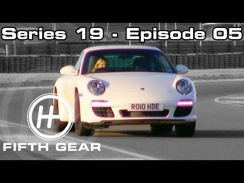 Fifth Gear: Series 19 Episode 5