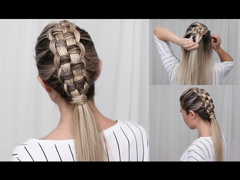 Zipper Braid | DIY tutorial