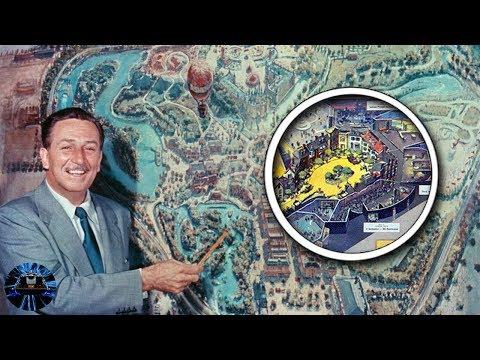 Yesterworld: Disneyland's Unbuilt Land & Attractions Of Edison Square
