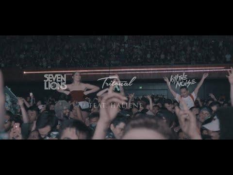 Seven Lions, Tritonal, & Kill The Noise Feat. HALIENE - Horizon (Live Video)