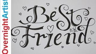 Best Friend E Cards - Elegant Card For Best Friend