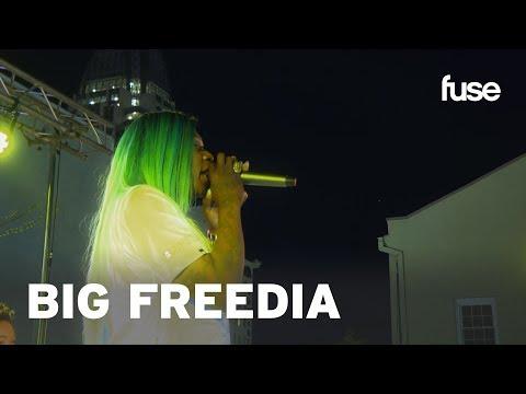 Big Freedia Performs N.O. Bounce Live In Alabama   Big Freedia Bounces Back