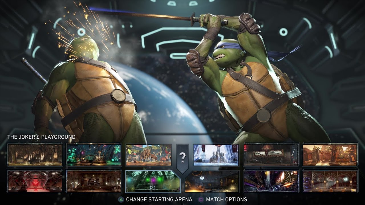 Download Injustice 2 - All Character Select Animations (All DLC)