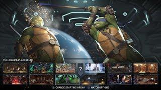 Injustice 2 - All Character Select Animations (All DLC) смотреть онлайн в хорошем качестве бесплатно - VIDEOOO