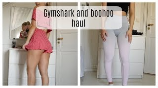 MINI GYMSHARK AND BOOHOO HAUL