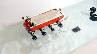 Lego RC Santa's Amphibious Sleigh