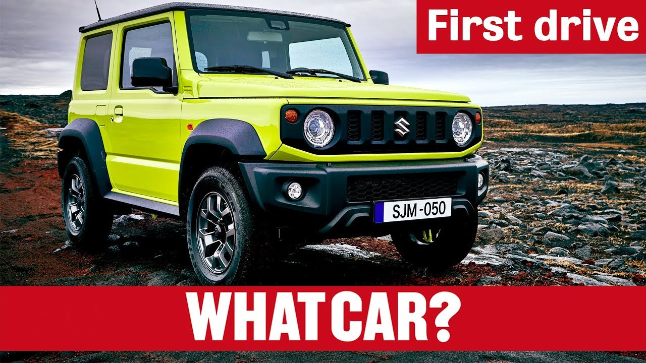 2019 Suzuki Jimny 4x4 Suv Review Five Things You Need To Know