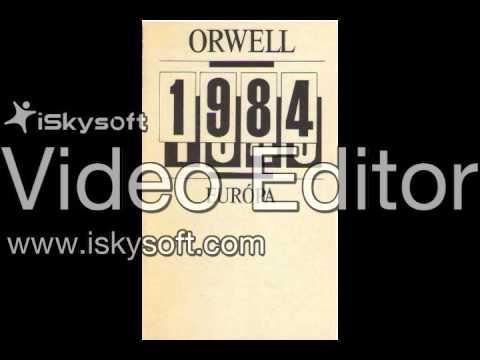 George Orwell - 1984 2/2 (hangoskönyv)