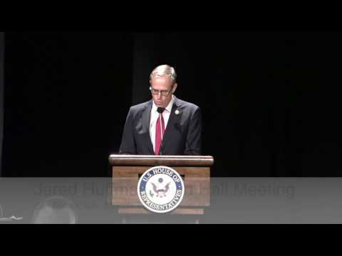 Save Our Healthcare Town Hall - Jared Huffman