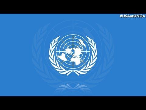 U.S. leadership at the United Nations