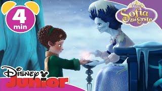 Das gefrorene Herz - Sofia die Erste | Disney Junior Kurzgeschichten