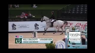 Hadja Van Orshof $137,000 CSI 3* Grand Prix