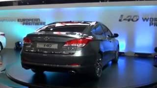 Hyundai i40 новый Хендай i40 Премьера Седана Sedan смотреть