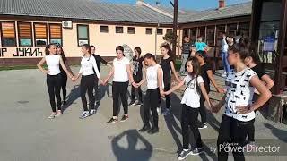 Folklor dance - Serbian Kolo для фестиваля Танцуй Добро