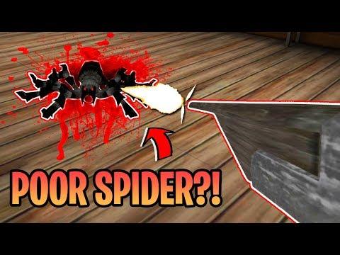 Roblox Granny Pet Spider Youtube New Secret Ending And New Granny S Spider Pet Granny Gameplay And Walkthrough Youtube