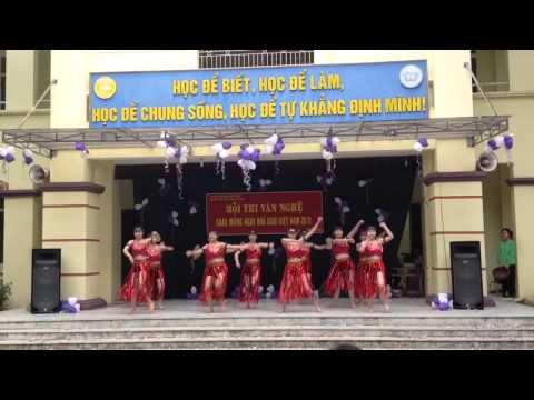 Âm vang Tây Nguyên 11D3 Lê Quý Đôn - Hà Đông (2013-2016)